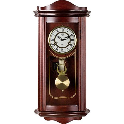 pendeluhr prometheus antik mahagoni wanduhren shop24. Black Bedroom Furniture Sets. Home Design Ideas