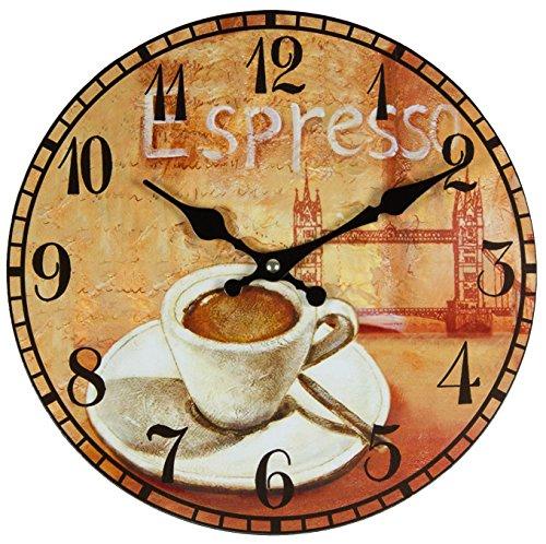 perla-pd-design-Wanduhr-Kuechenuhr-Vintage-Design-Espresso-ca--28-cm-0