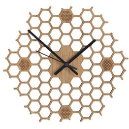 wanduhr-in-offener-bienenwaben-form-kreatives-und-modernes-design-aus-bambusholz-leise-ohne-ticken-sechseckig-mit-offenem-rand-1