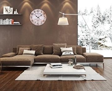 vintage k chenuhr von lilienburg shabby chic design wanduhren shop24. Black Bedroom Furniture Sets. Home Design Ideas