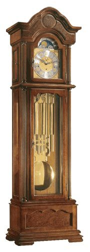 Exklusive Standuhr Hermle -Temple- 01093-031171 -