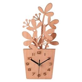 giftgarden-tischuhr-aus-holz-blumentopf-individuelles-design-wunderbare-dekoration-geschenke-fuer-freunde-1