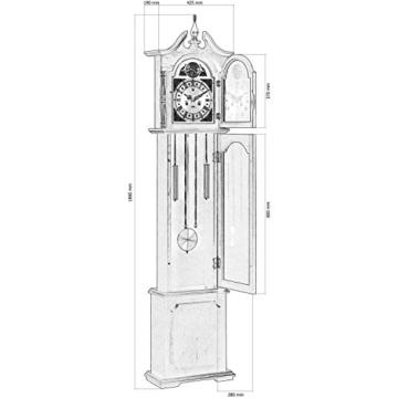 standuhr-europa-mahagoni-196-cm-x-44-cm-x-23-cm-regulator-pendeluhr-antik-3