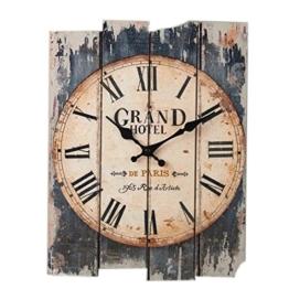 fokom-holz-lautlos-vintage-wanduhr-uhr-wall-clock-ohne-tickgeraeusche-30-x-40cm-1